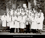 Yale School of Medicine, Department of Surgery, 1951-1952