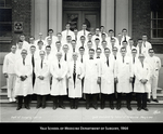 Yale School of Medicine, Department of Surgery, 1963-1964