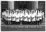 Yale School of Medicine, Department of Surgery, 1970-1971
