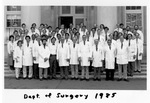 Yale School of Medicine, Department of Surgery, 1985