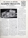 School of Medicine Alumni Bulletin, Yale University, 1953-1965