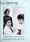 Yale Medicine : Alumni Bulletin of the School of Medicine, Fall 1992- Summer 1994