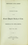 Forty-Second Annual Report of the Directors of the General Hospital Society of Connecticut by General Hospital Society of Connecticut