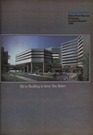 We're Building to Serve You Better  Yale-New Haven Hospital Annual Report 1981