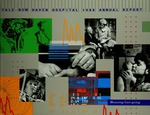 Measuring Care-giving  Yale-New Haven Hospital 1988 Annual Report
