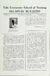 Yale University School of Nursing, Alumnae Bulletin, Vol III No. 1 November 1948 by Yale University School of Nursing