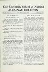 Yale University School of Nursing, Alumnae Bulletin, Vol VI No. 7 February 1953 by Yale University School of Nursing