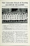 Yale University School of Nursing, Alumnae Bulletin, Vol VI No. 9 July 1953