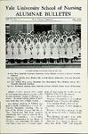 Yale University School of Nursing, Alumnae Bulletin, Vol VI No. 9 July 1953 by Yale University School of Nursing