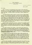 Yale University School of Nursing, Alumnae Association, Newsletter, July 25, 1958 by Yale University School of Nursing