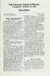 Yale University School of Nursing Alumni Association Newsletter, Winter 1963 by Yale University School of Nursing