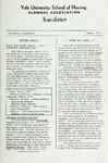 Yale University School of Nursing Alumnae Association Newsletter, Winter 1973 [headline: Coming Events] by Yale University School of Nursing