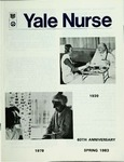 Yale Nurse: Yale University School of Nursing Alumnae/i Association Newsletter, Spring 1983 by Yale University School of Nursing