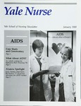 Yale Nurse: Yale University School of Nursing Newsletter, January 1988