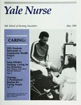 Yale Nurse: Yale School of Nursing Newsletter, May 1988 by Yale University School of Nursing