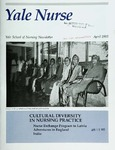 Yale Nurse: Yale School of Nursing Newsletter, April 1993
