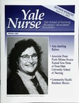 Yale Nurse: Yale University School of Nursing Alumnae/i Newsletter, Spring 2003