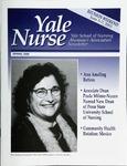 Yale Nurse: Yale University School of Nursing Alumnae/i Newsletter, Spring 2003