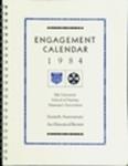 Engagement Calendar 1984