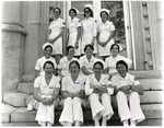 First Class in the Graduate Entry Prespecialty in Nursing (GEPN) Program, 1974