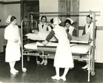 Yale School of Nursing clinical training, 1931