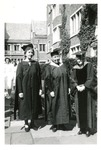 Yale School of Nursing Deans; Bixler, Goodrich, Taylor by Yale School of Nursing